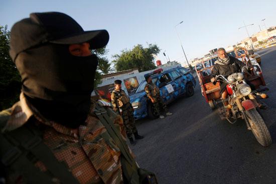 رجال الأمن ينتشرون فى العراق