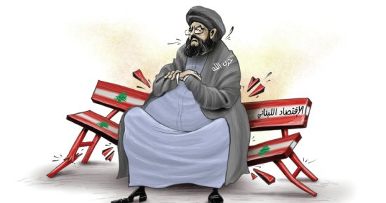 كاريكاتير الصحف الإمارتية