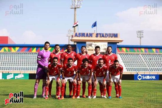 مباراة الأهلى وأسوان (7)