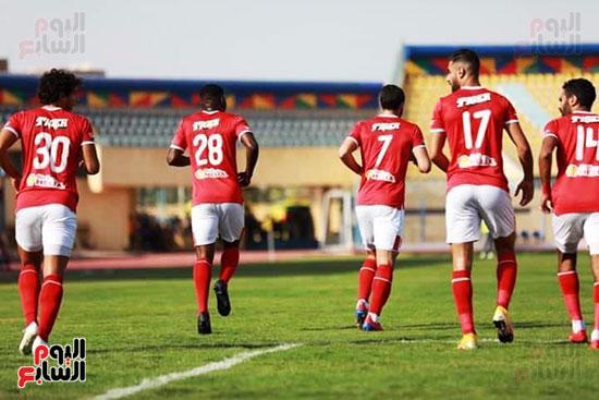 مباراة الأهلى وأسوان (3)