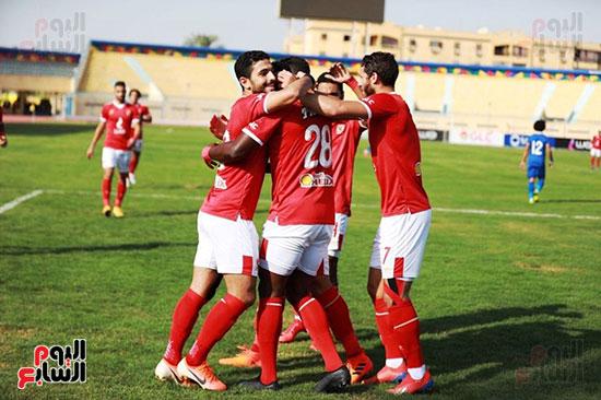 مباراة الأهلى وأسوان (1)