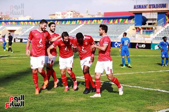 مباراة الأهلى وأسوان (11)