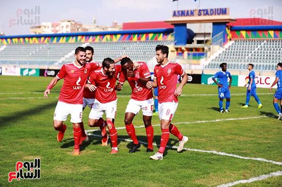 مباراة الأهلى وأسوان (2)