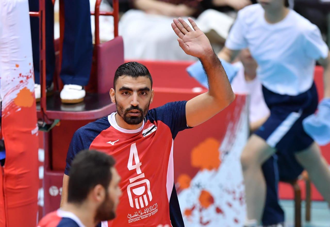منتخب مصر للطائرة فى مونديال اليابان (2)