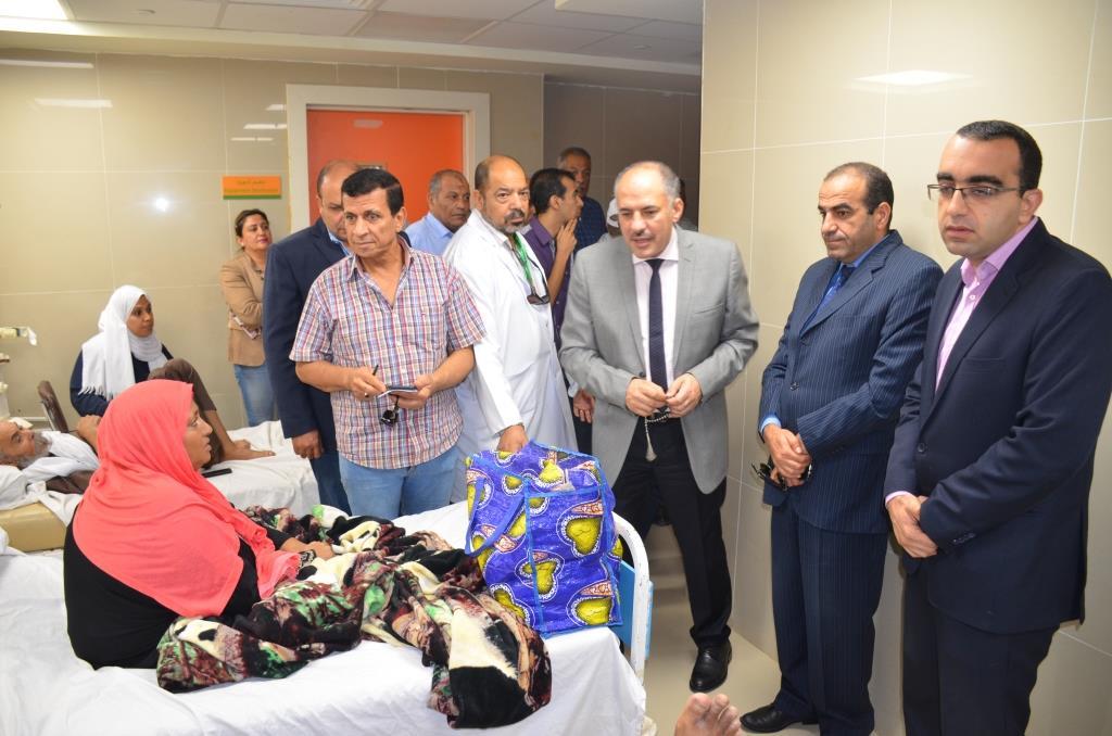 6- تفقد المستشفى من الدخل