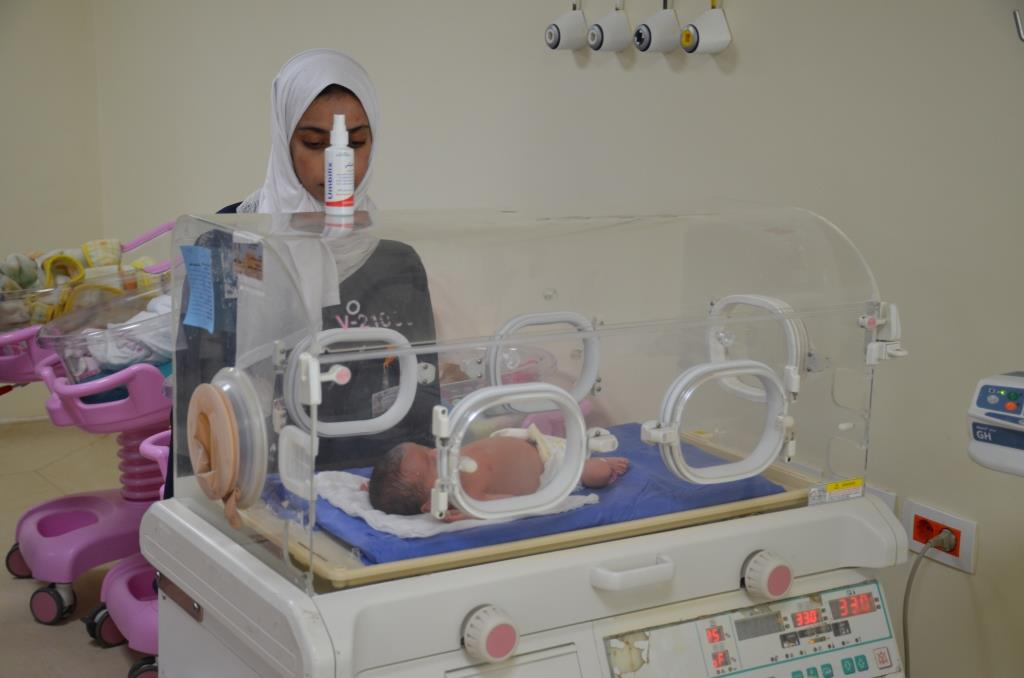 9- حضانة الأطفال بالمستشفى العام