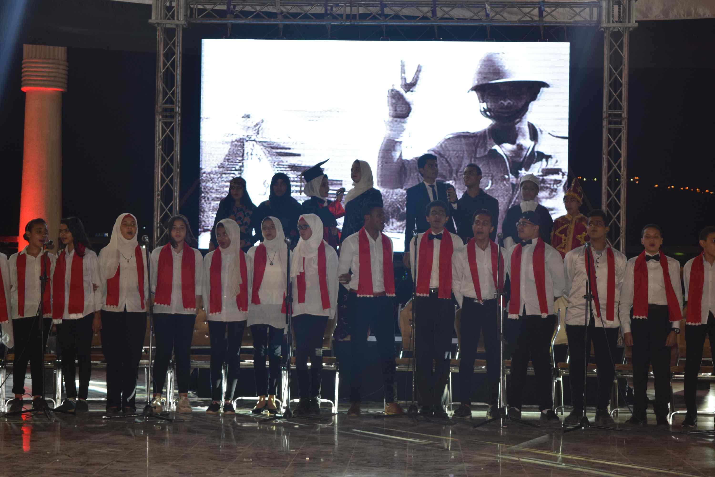 محافظ المنيا يحتفل بذكرى أكتوبر (14)