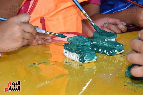 الطلاب-يصنعون-الدبابات