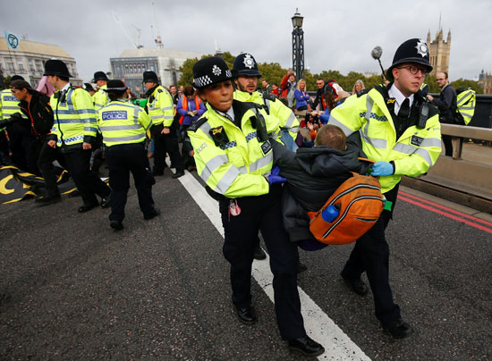 شرطة-لندن