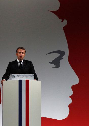 الرئيس-الفرنسى