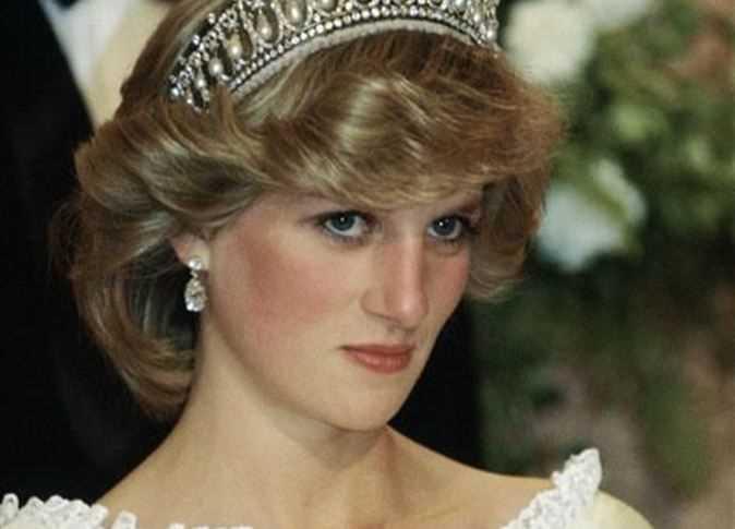الأميرة ديانا.