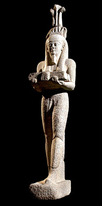 تمثال-الإله-هابى