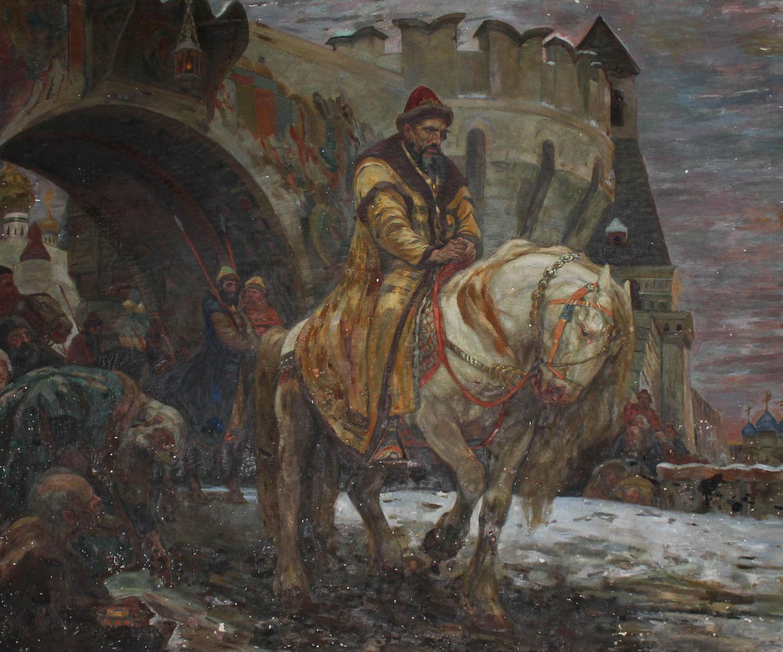 لوحة إيفان الرهيب