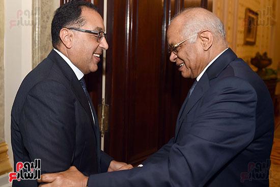 الدكتور مصطفى مدبولى، رئيس الوزراء (1)