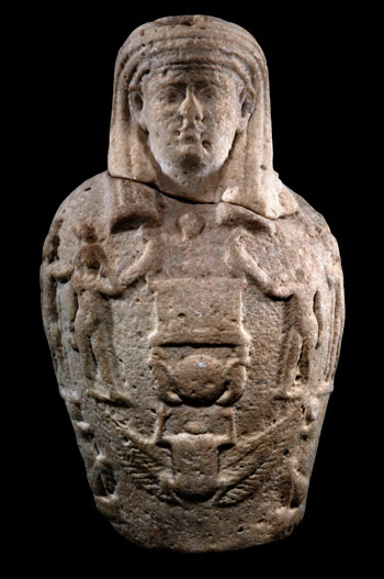 تمثال-أوزوريس-كانوب