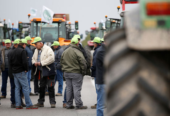 المزارعون-الفرنسيون