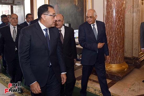 الدكتور مصطفى مدبولى، رئيس الوزراء (4)