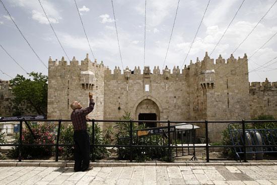 بوابة ضمن بوابات القدس