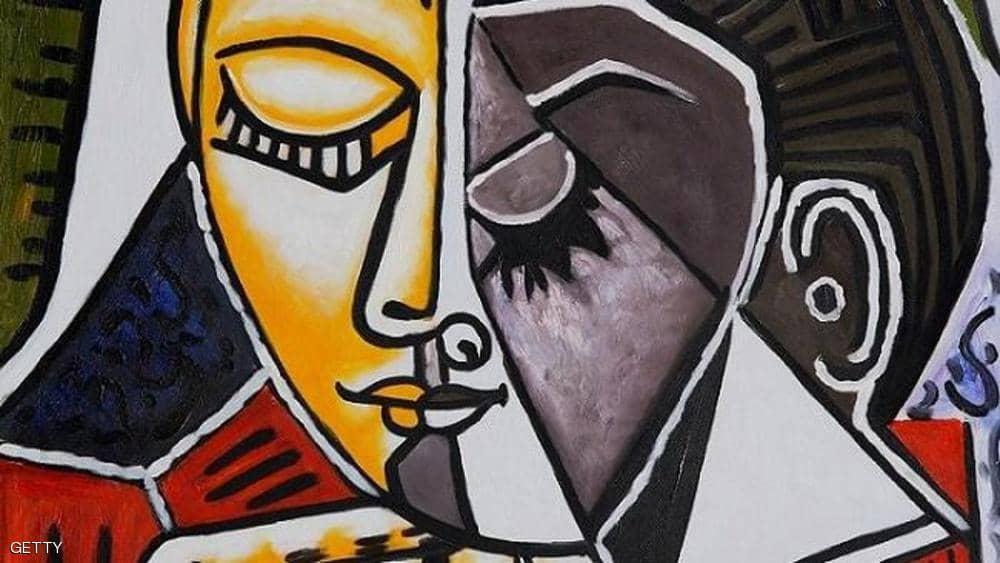 لوحة بيكاسو