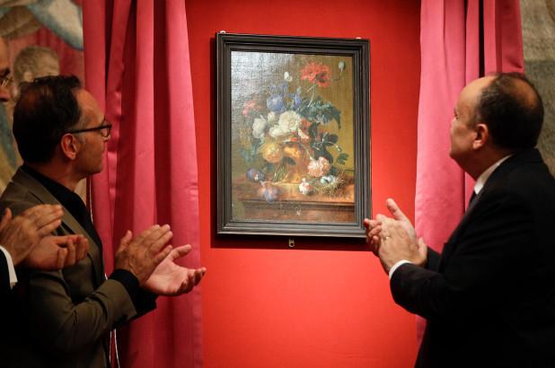 لوحة يان فان هويسام