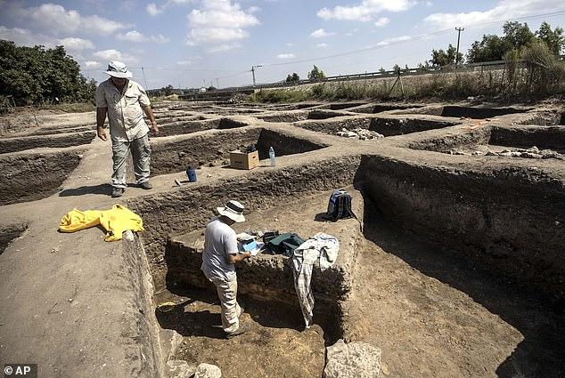 علماء الآثار يكتشفون المدينة المفقودة