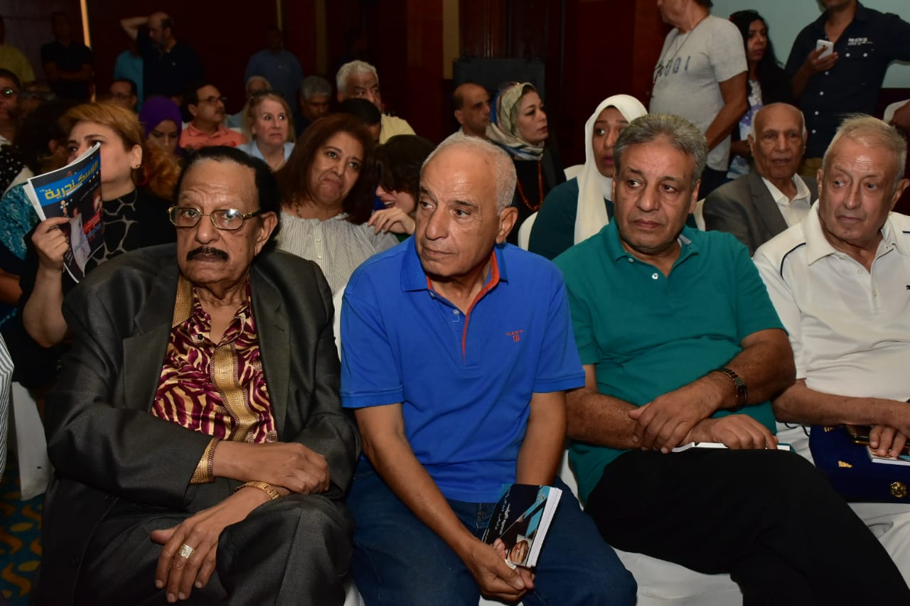 تكريم محمود قابيل (1)
