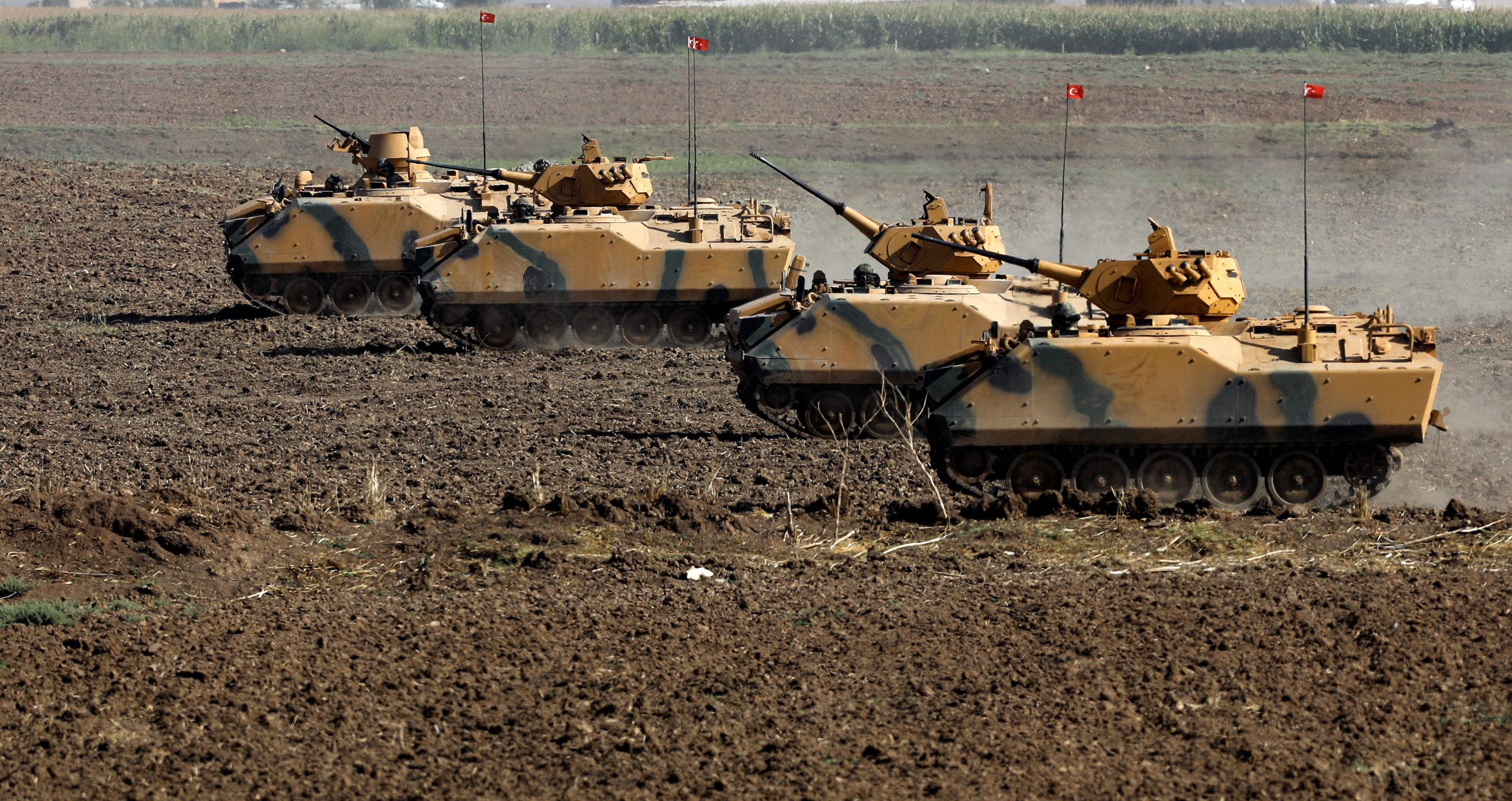 العدوان التركى على سوريا (4)