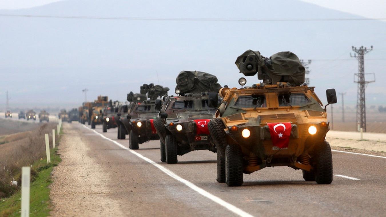 العدوان التركى على سوريا (2)