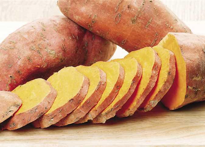 شرائح من البطاطا