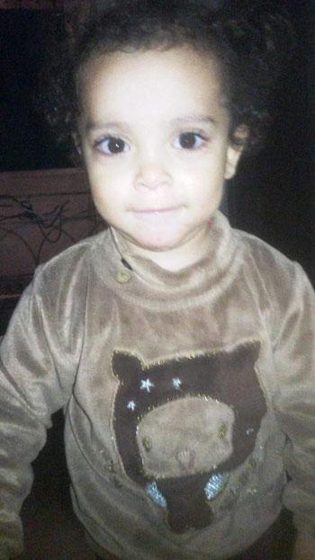الطفلة مريم محمد موسى  (5)