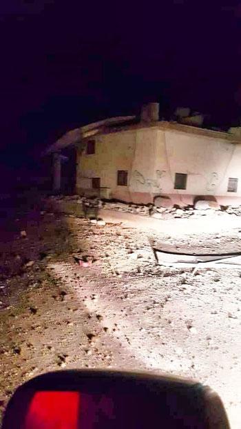 العدوان التركي على الأراضى السورية (4)