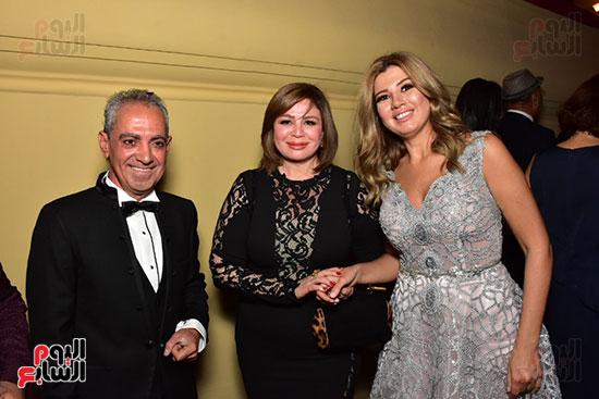 رانيا فريد شوقى والهام شاهين (2)