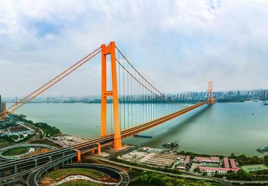 أطول-جسر-معلق-فى-العالم