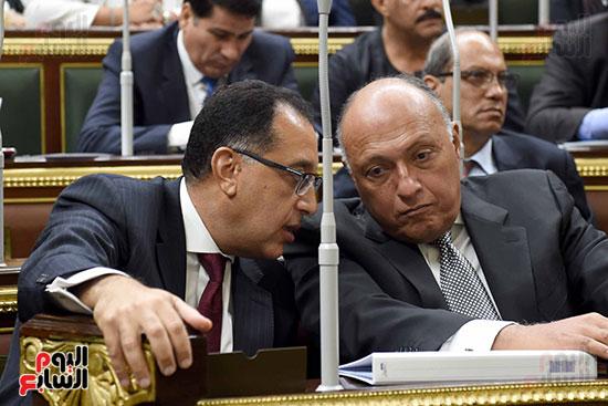 مجلس النواب - مصطفى مدبولى (29)