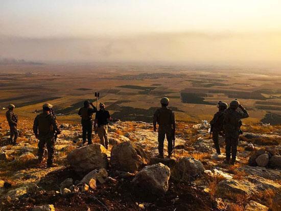 العدوان التركي على الأراضى السورية (11)