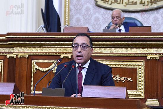 مجلس النواب - مصطفى مدبولى (18)