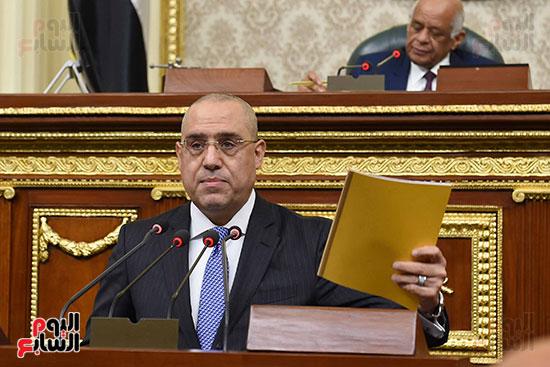 مجلس النواب - مصطفى مدبولى (30)