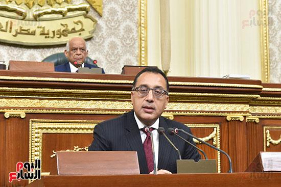 مجلس النواب - مصطفى مدبولى (2)