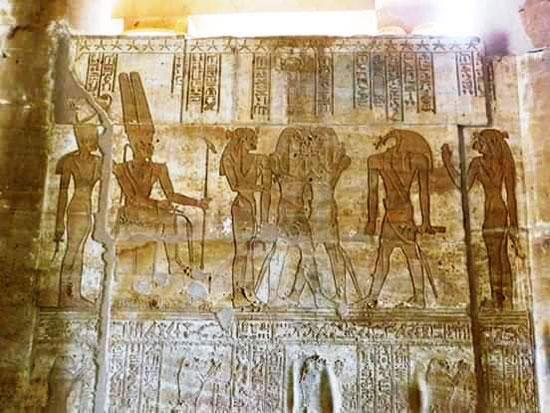 اخد-المقابر-الفرعونية-بالوادى-الجديد