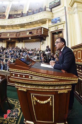 مجلس النواب - مصطفى مدبولى (14)