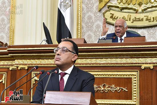 مجلس النواب - مصطفى مدبولى (16)