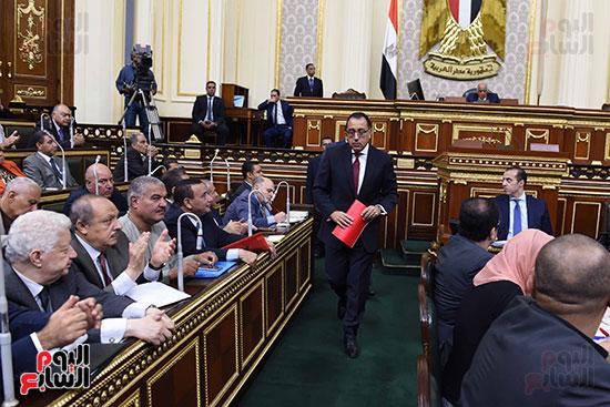 مجلس النواب - مصطفى مدبولى (24)
