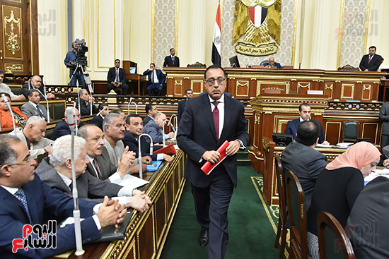 مجلس النواب - مصطفى مدبولى (17)