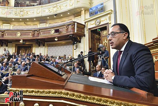 مجلس النواب - مصطفى مدبولى (4)
