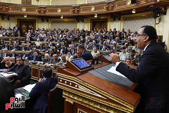 مجلس النواب - مصطفى مدبولى (21)