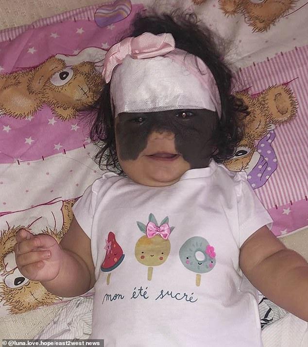 طفلة بات مان