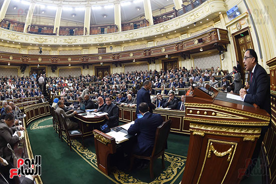 مجلس النواب - مصطفى مدبولى (15)