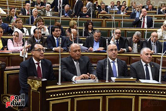 مجلس النواب - مصطفى مدبولى (12)