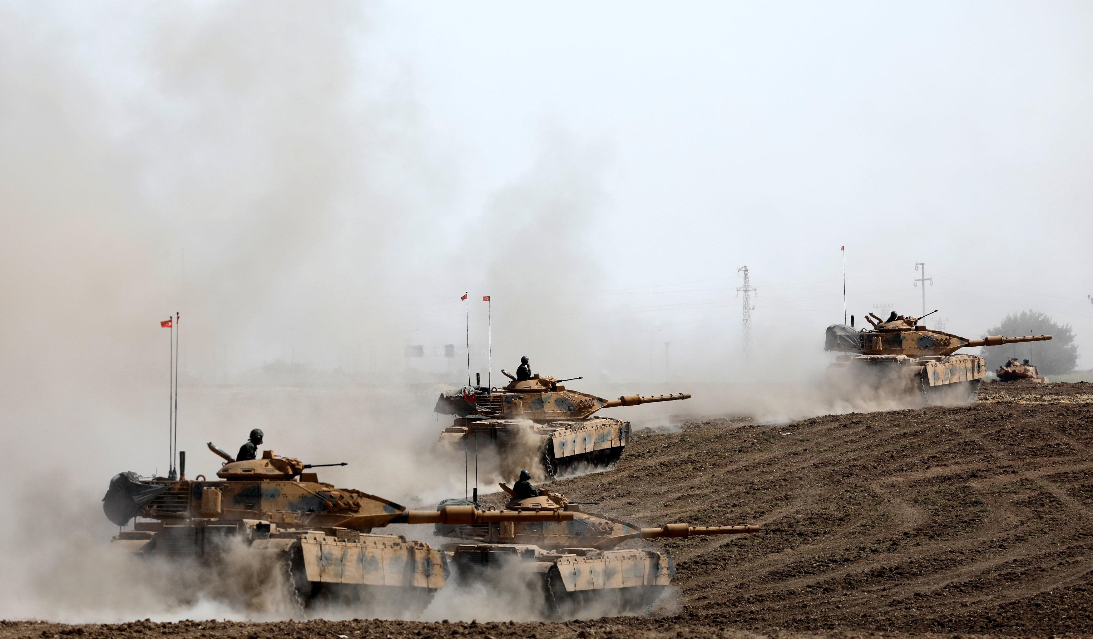 العدوان التركى على سوريا (3)