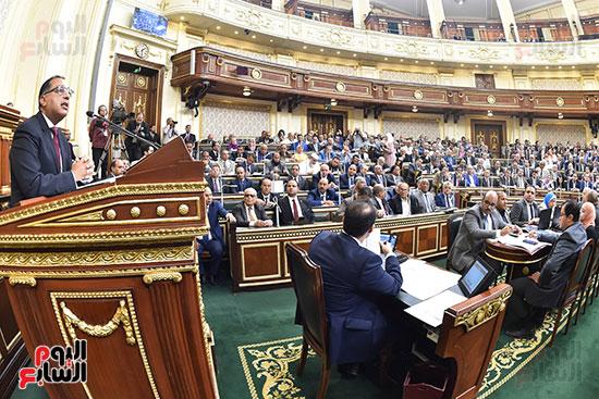 مجلس النواب - مصطفى مدبولى (11)